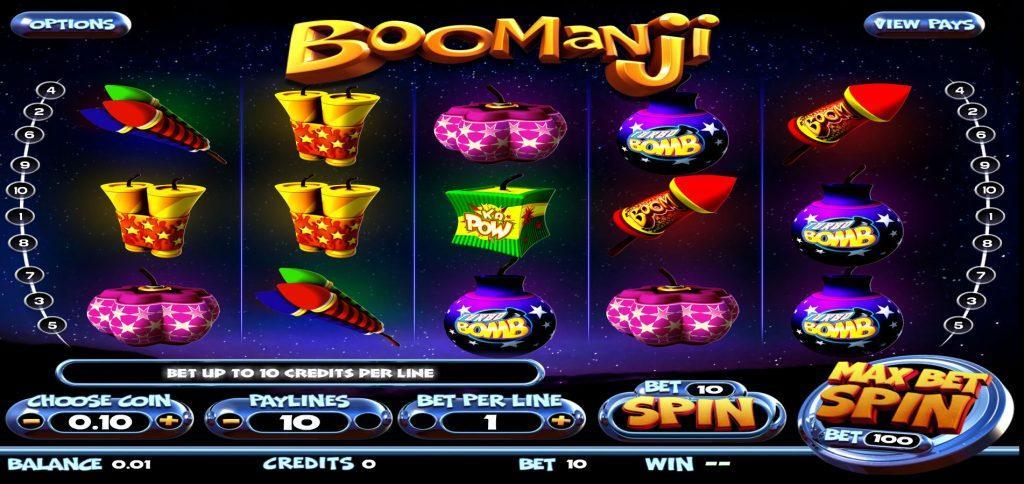 Boomanji screenshot