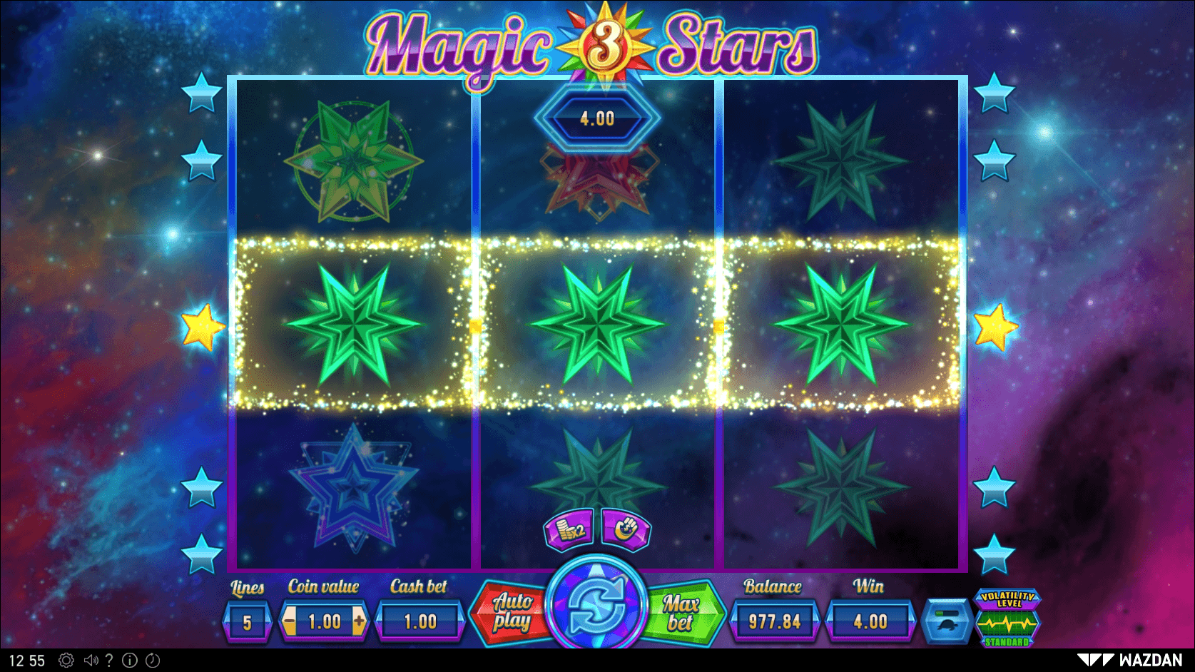 Magic Stars 3 SoftGamings