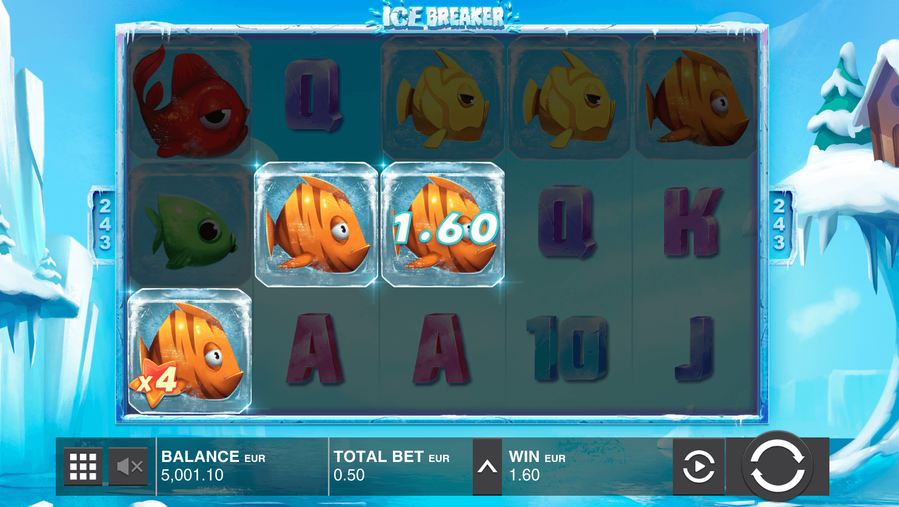 Ice Breaker Push Gaming