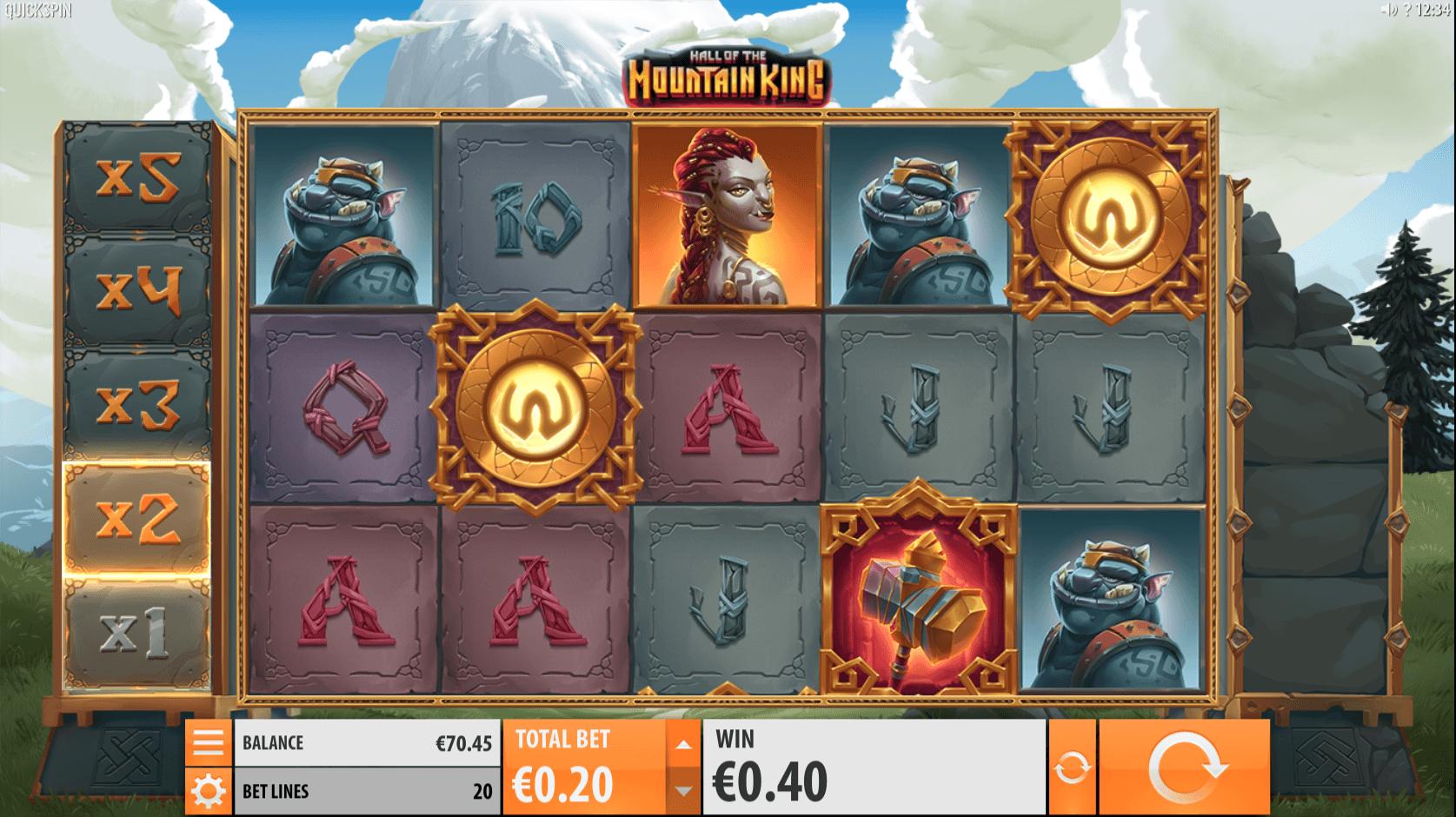 Quickspin slot game