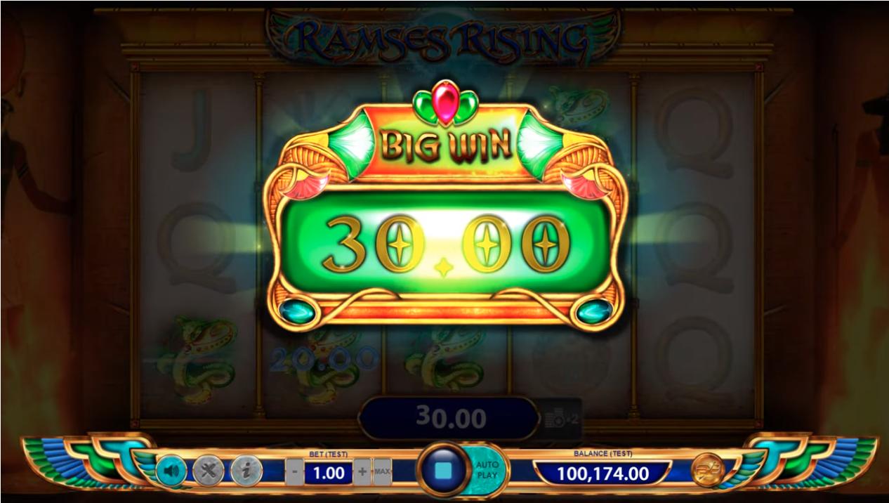BF Games slot game