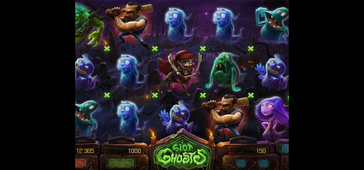 Apollo Games Slot Ghosts