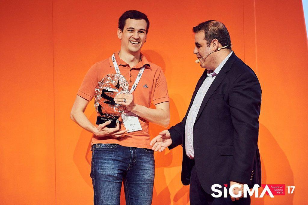 startup pitch sigma