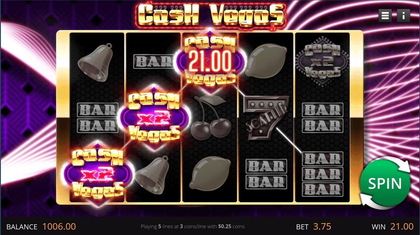 Cash Vegas Genii